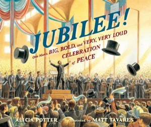 Jubilee! One Man's Big, Bold and Very, Very Loud Celebration of Peace